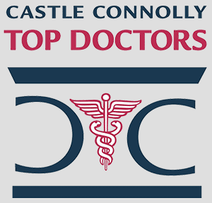 Dr. Jacono - Top Ten Doctor Award